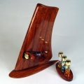 handmade kaleidoscope winddancer henry bergeson 6